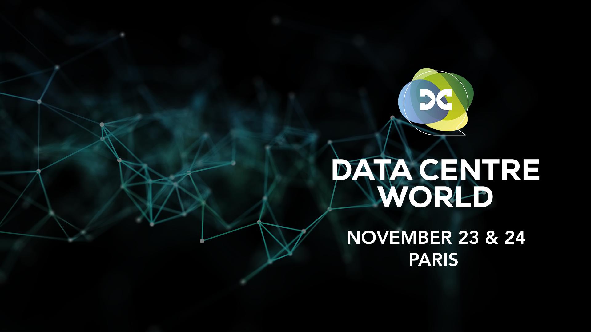 Bannière Data World Centre EN
